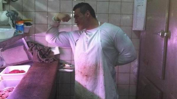 carnicero detenido