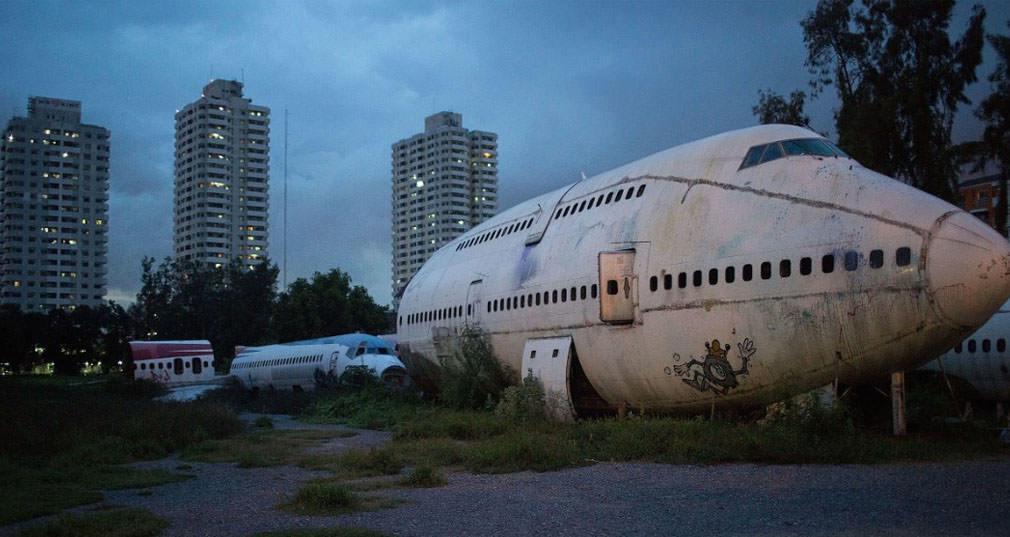 Cementerio de aviones 1