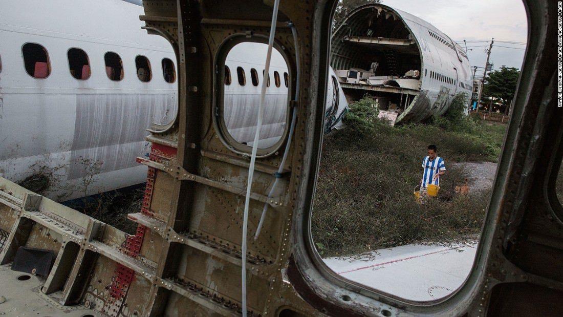Cementerio de aviones 6