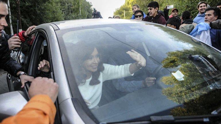 Cristina-Kirchner-despedida-Calafate