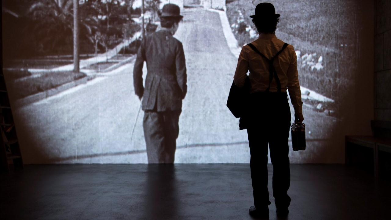 Exposición Charlie Chaplin 1