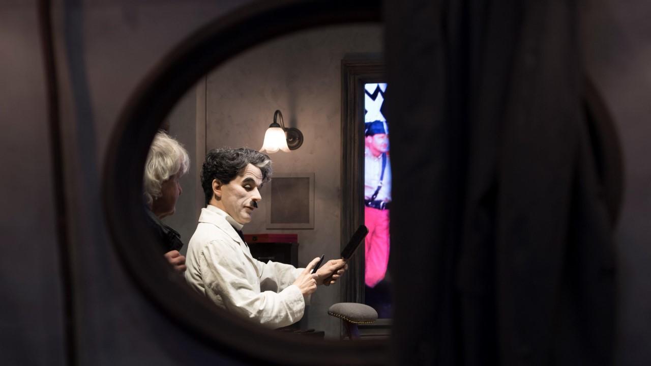 Exposición Charlie Chaplin 4