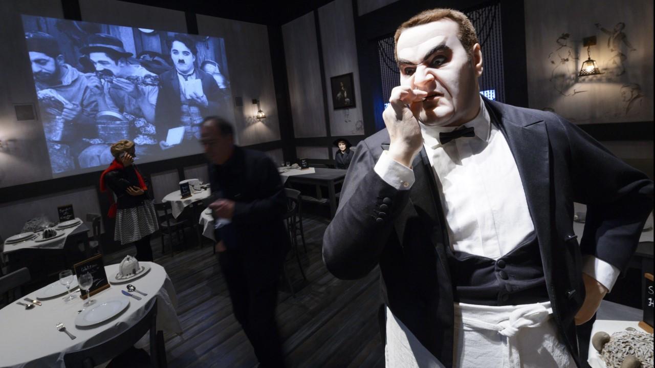 Exposición Charlie Chaplin 5