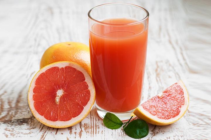 jugo refrescante