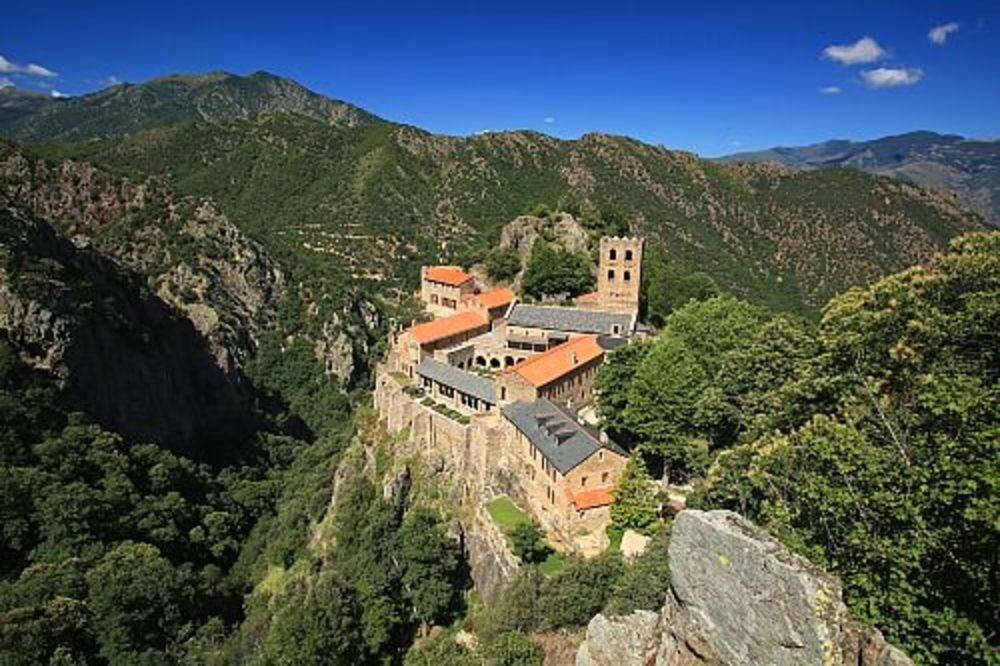 Sant Martí del Canigó, Francia