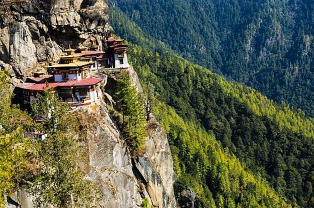 Taktsang, Bután