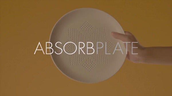 plato absorplate