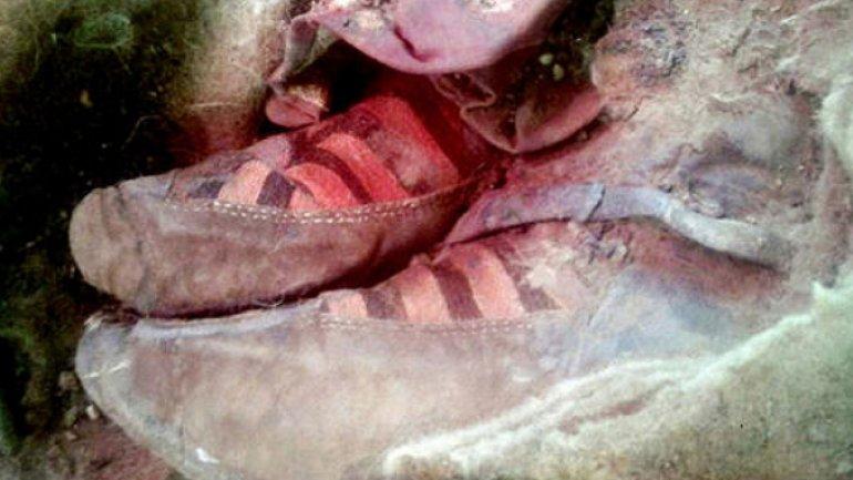 zapatillas momia