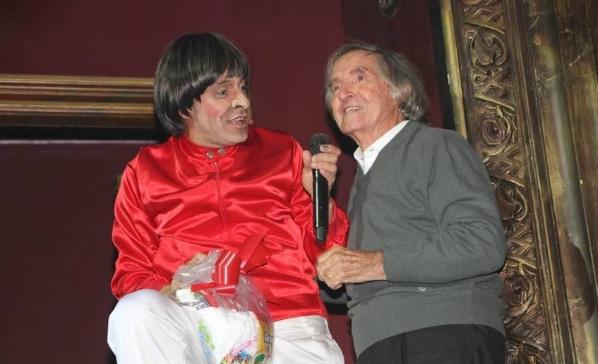 Carlitos Bala Martin Bossi