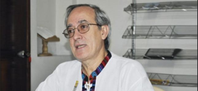 Eduardo de la Serna, coordinador de Opción por los Pobres