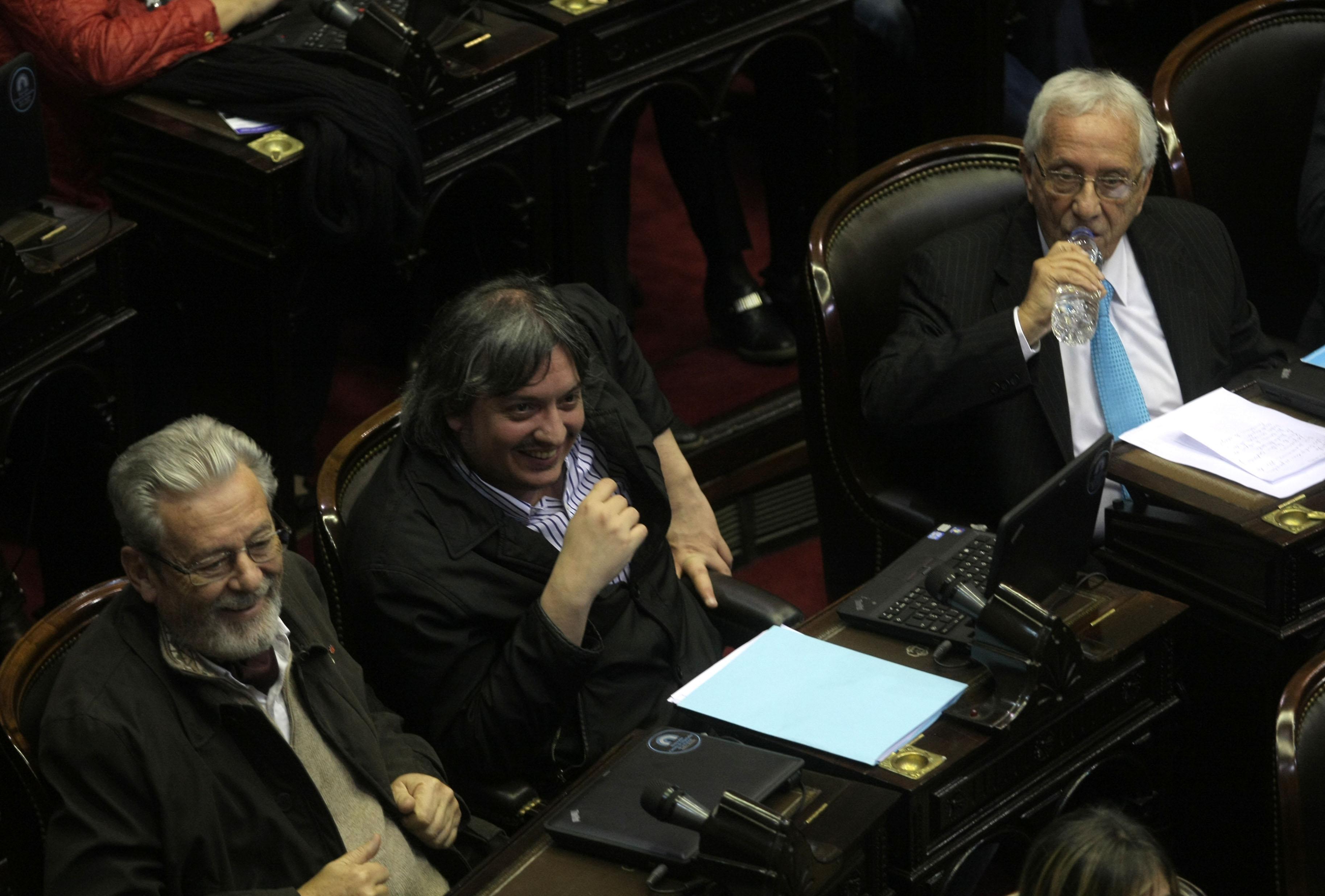 Máximo Kirchner Recalde