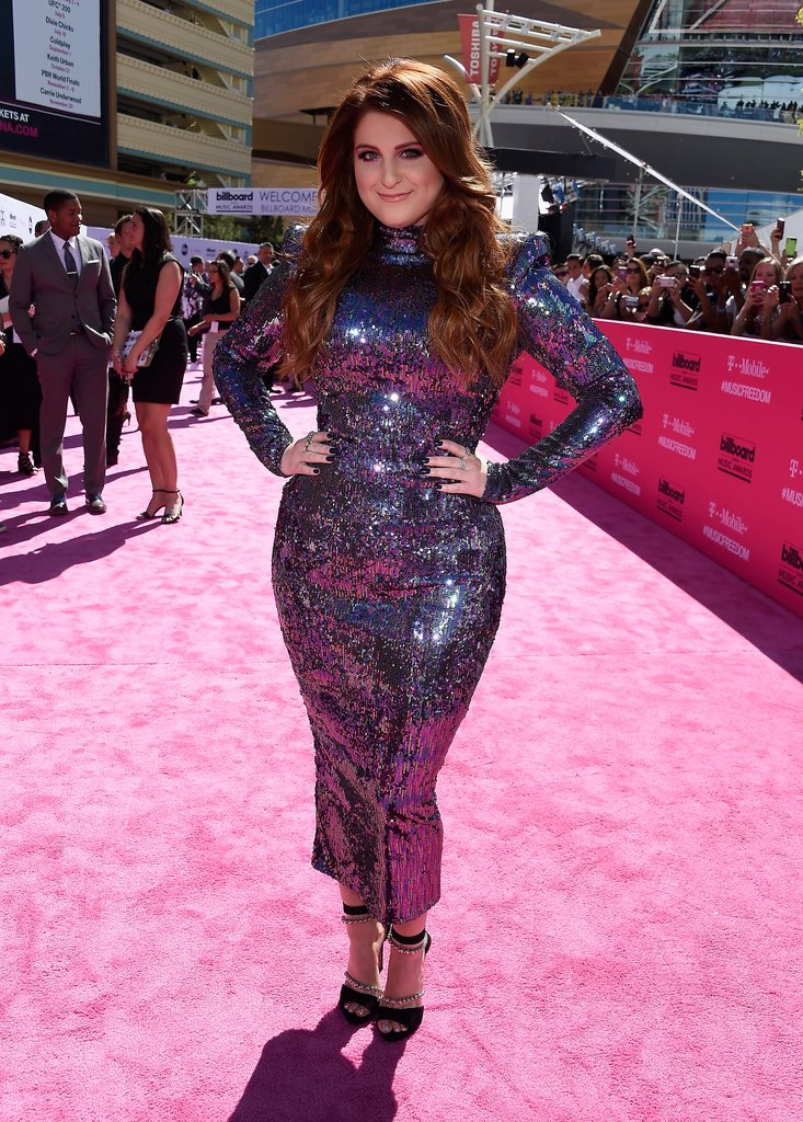 LAS VEGAS, NV - MAY 22:  Singer Meghan Trainor attends the 2016 Billboard Music Awards at T-Mobile Arena on May 22, 2016 in Las Vegas, Nevada.  (Photo by Frazer Harrison/BBMA2016/Getty Images for dcp)