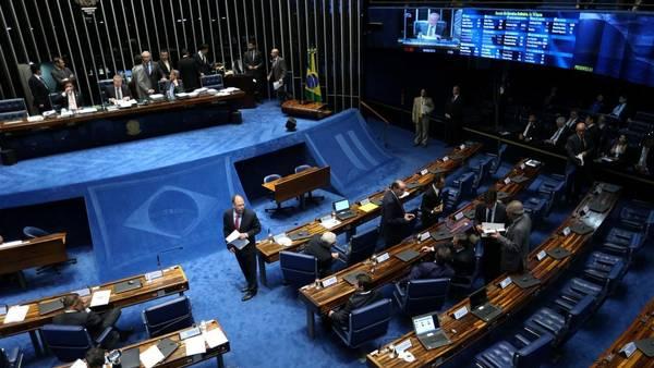 Senado-Brasil-impeachment-Dilma
