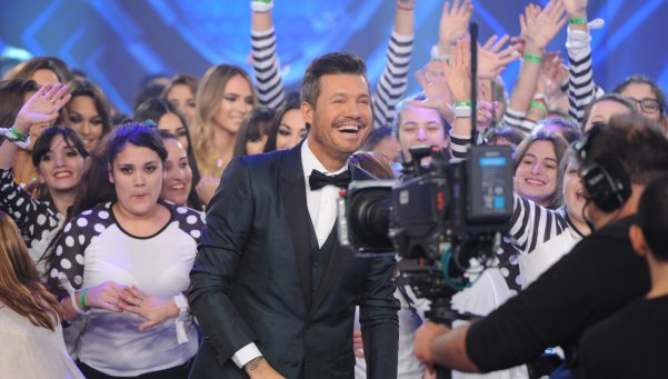 tinelli showmatch