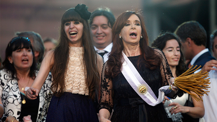 Cristina-Kirchner-Florencia-Máximo