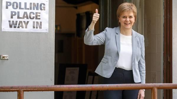 Escocia-Nicola-Sturgeon