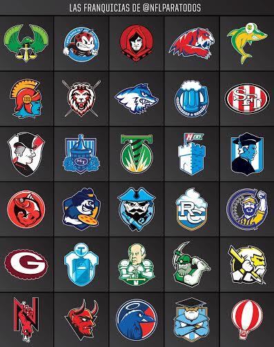 escudos NFL