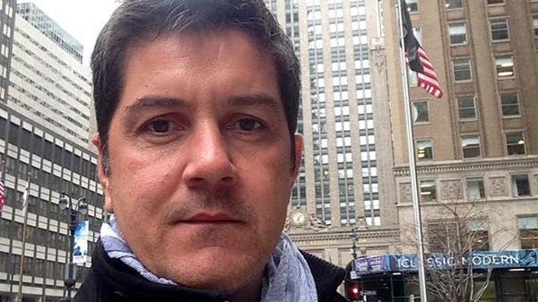 Hernán Bielus, coordinador de Asuntos Presidenciales