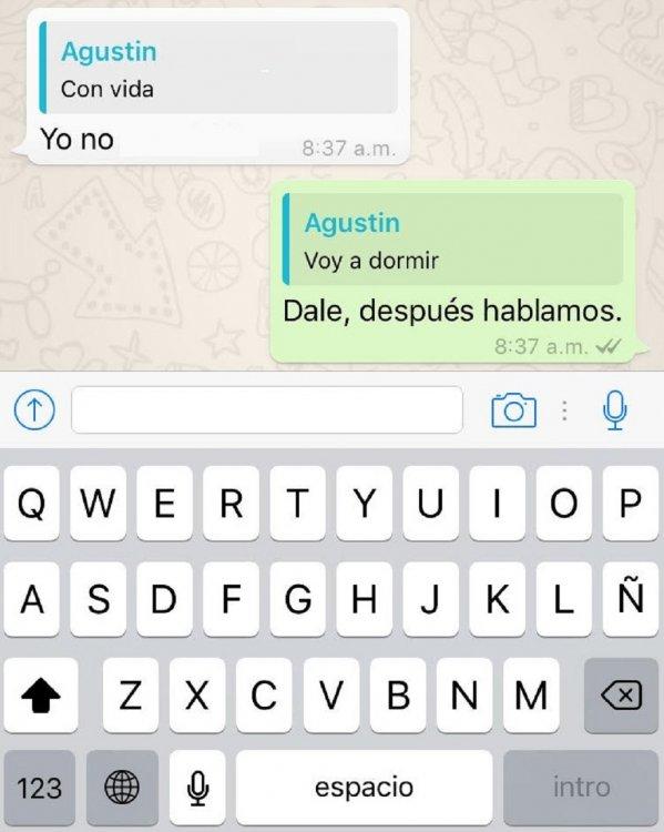 mensajes viejos whatsapp