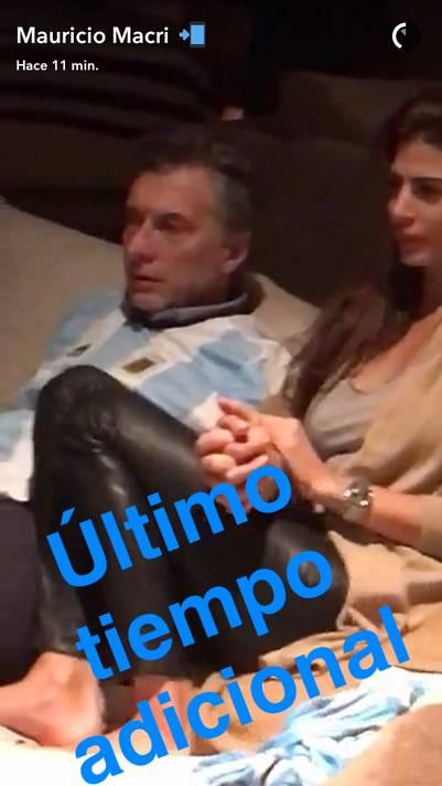 Snapchat Macri 3