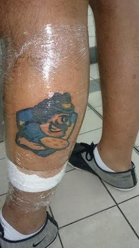 Tatuaje NFL