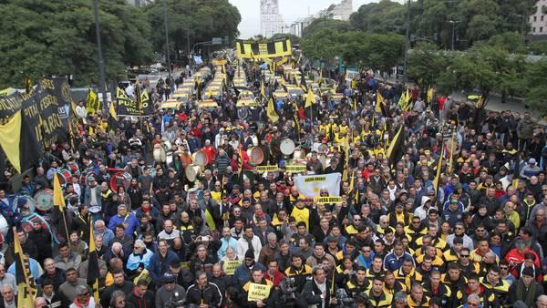 taxistas-protestaron-Julio
