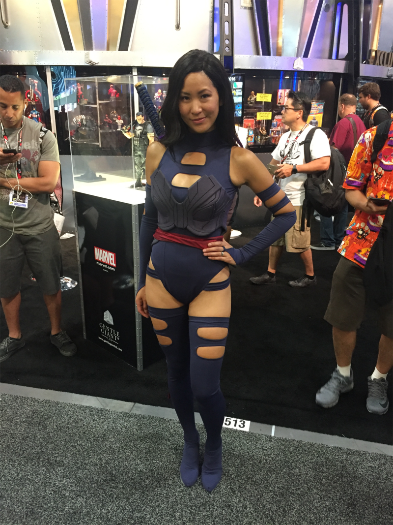 Comic con 2016 cosplay (1)
