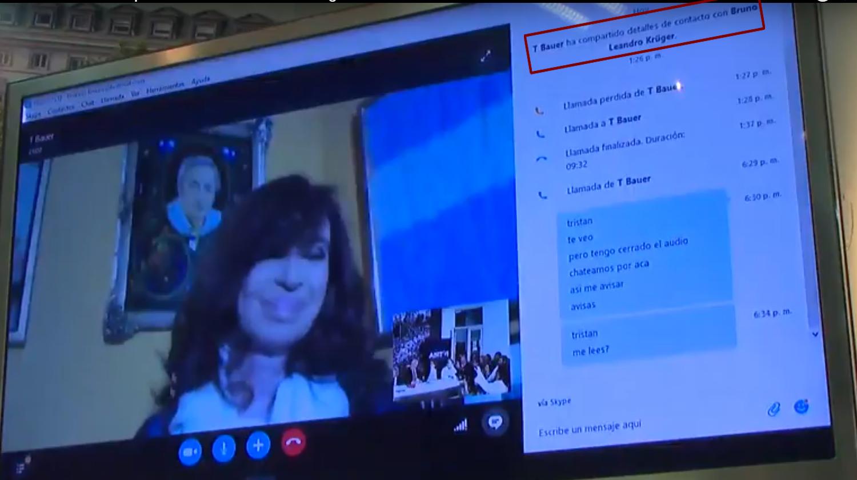 Cristina-Kirchner-videollamada
