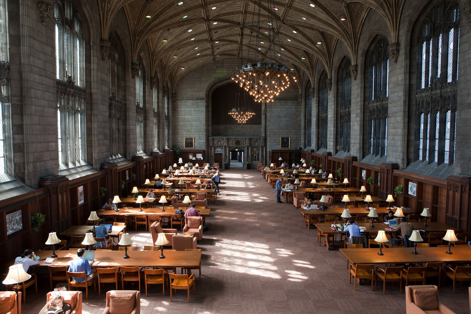 Harper Library 2