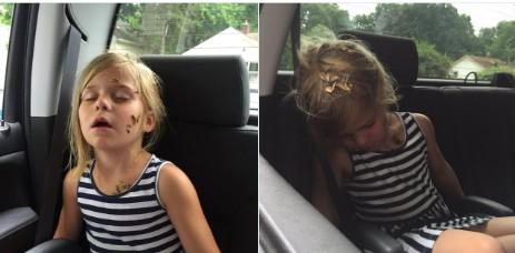 nene duerme viral