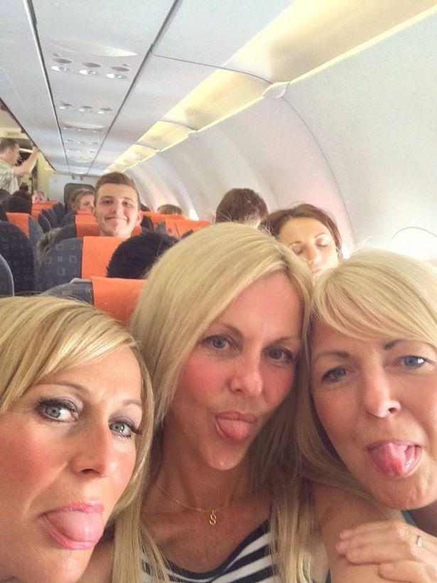 selfie amigas 2014