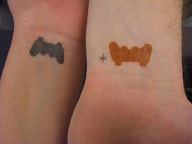 tatuaje xdos