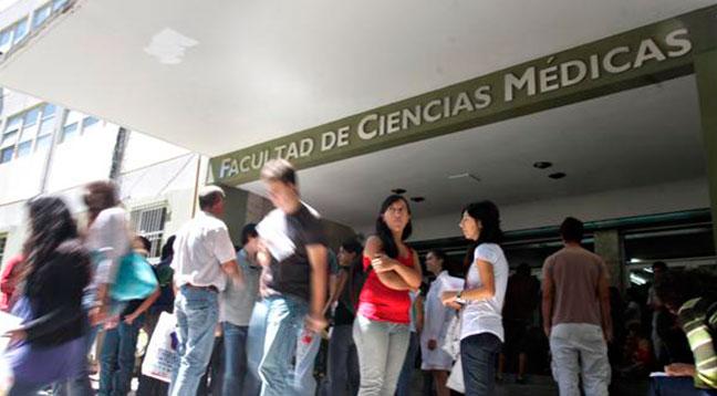 Universidad La Plata medicina UNLP