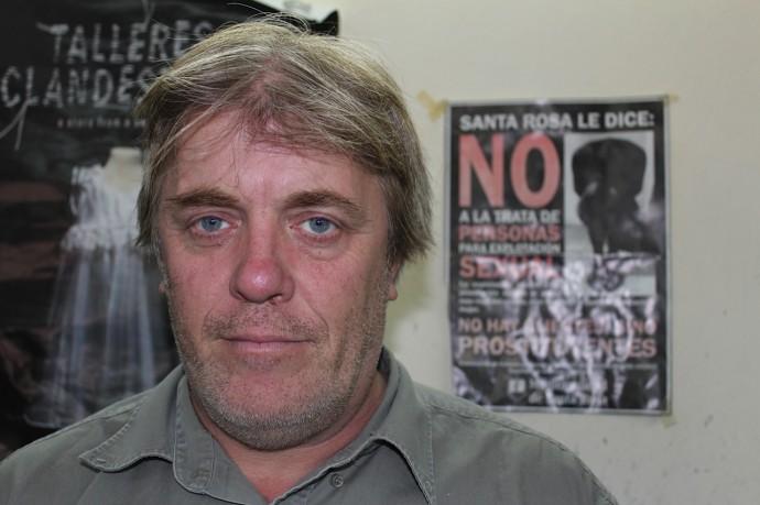 Gustavo Vera, titular de la fundación La Alameda.