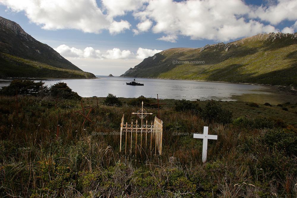 la isla de los estados fue declarada reserva natural silvestre nexofin