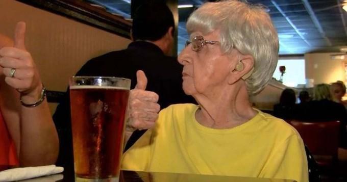 abuela cerveza