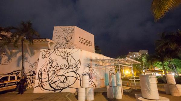 La Leche: el restaurante donde fue secuestrado el hijo de Guzmán