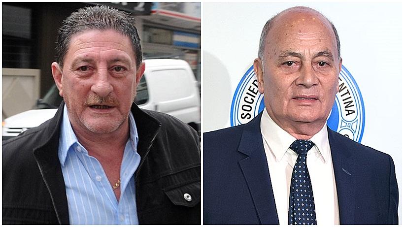 Omar Viviani y Gerónimo Venegas