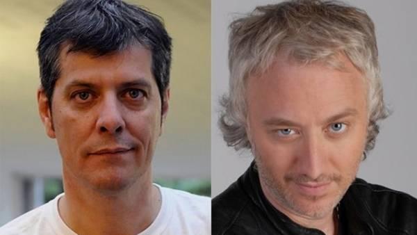 Mario Pergolini y Andy Kusnetzoff