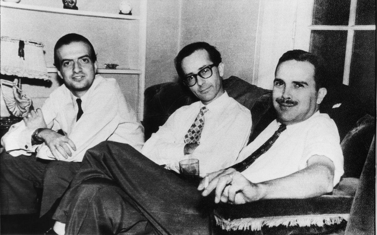 Rogelio García Lupo, Rodolfo Walsh y el cónsul argentino en Chile, Roberto Rodrí