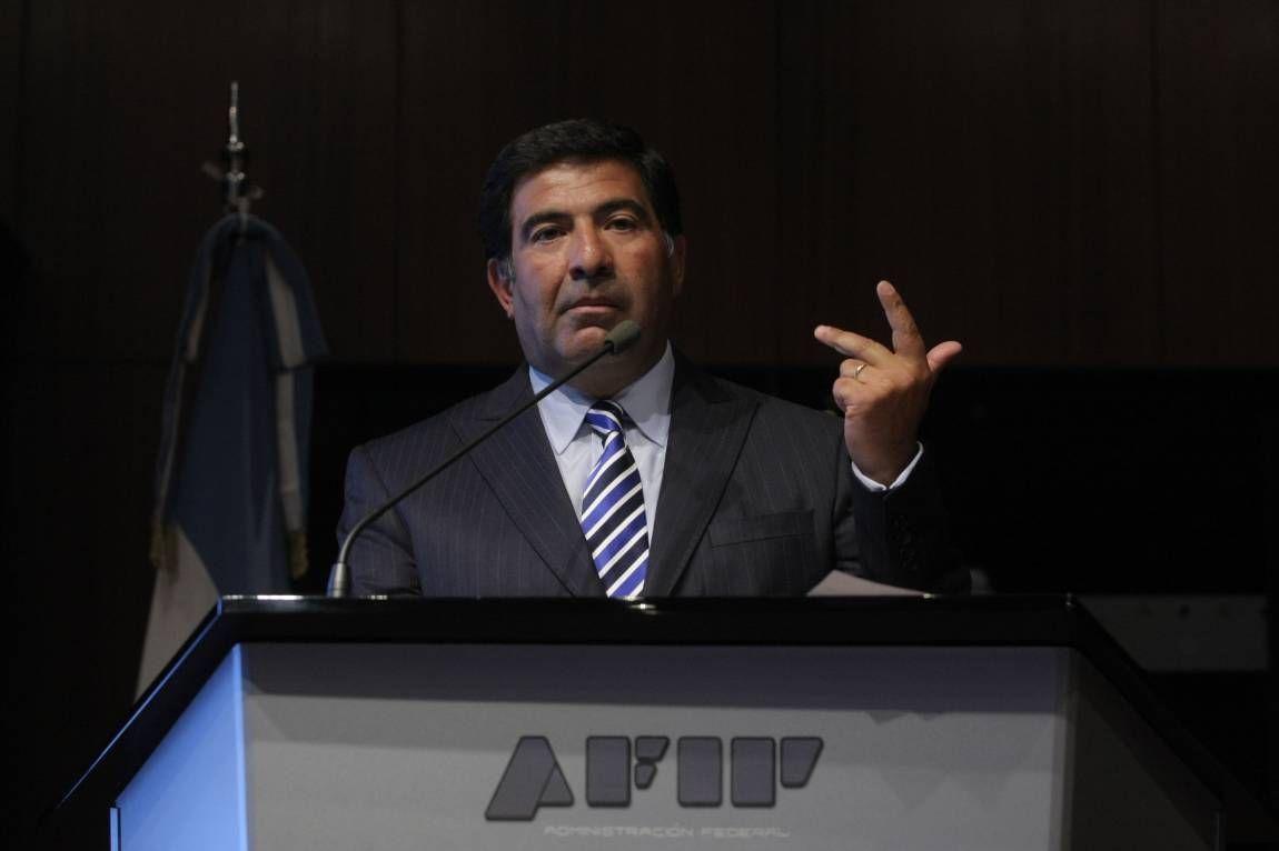 El ex titular de AFIP, Ricardo Echegaray