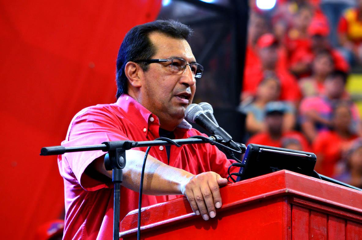 Adán Chávez - Gobernador de Barinas