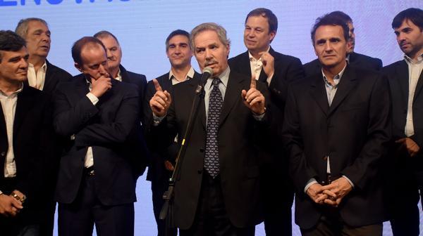 Felipe Solá fue uno de los oradores