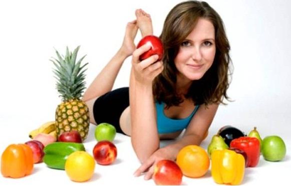 La ingesta de frutas es importante para tener una dieta equilibrada