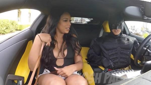 uber batomovil