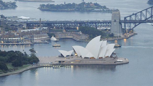 Sydney: julio. Se puede conseguir un buen hotel a un 44 % menos de lo habitual.