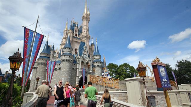 Orlando: septiembre. Una mes en el que los precios se reducen en un 40 %.