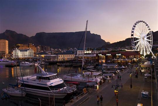 Ciudad del Cabo: octubre. Una noche de hotel en la ciudad sudafricana no te costará más de US$ 80.