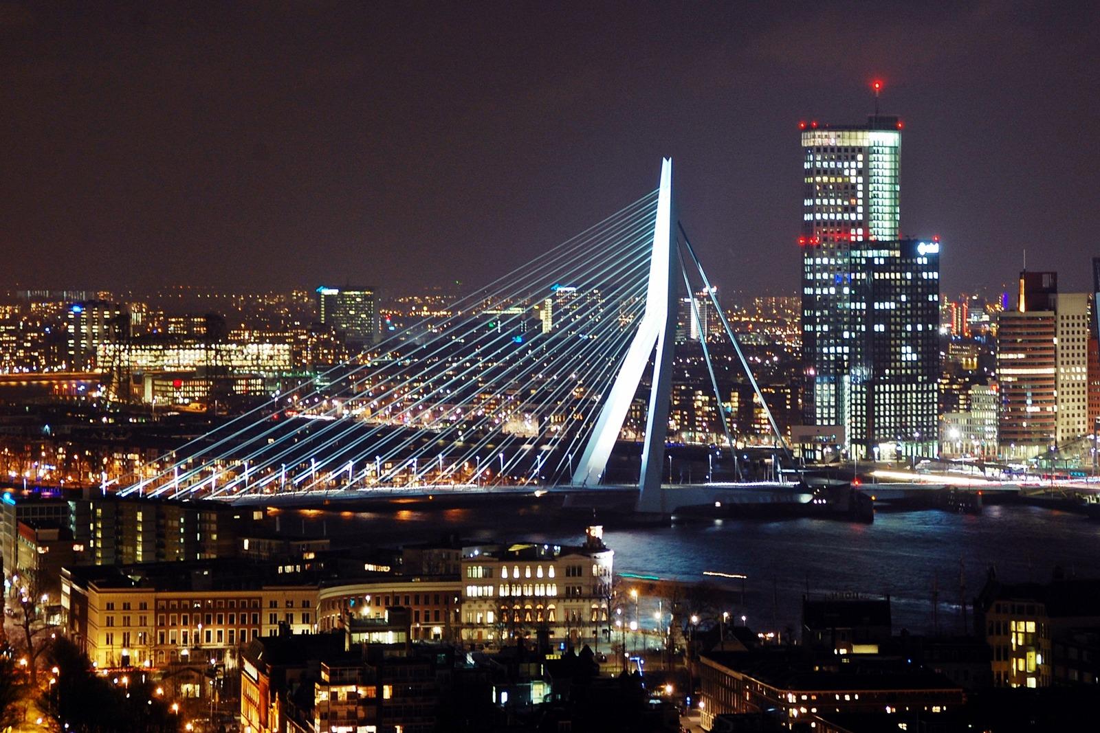 2 - Róterdam, Países Bajos