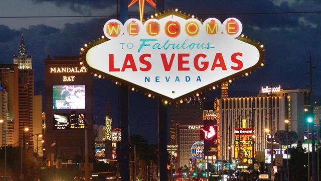 Las Vegas: diciembre. Con un precio promedio de 84 US$ la noche de hotel, el mes de Navidad es ideal para visitar esta ciudad.